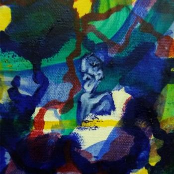 Africa canvas 11