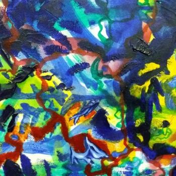 Africa canvas 14