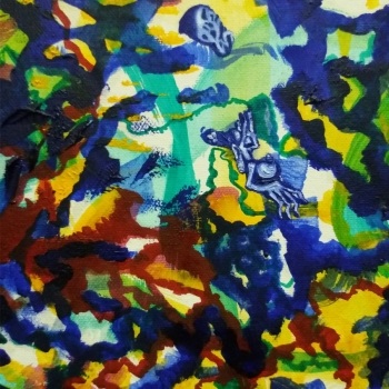 Africa canvas 2