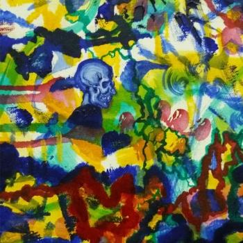 Africa canvas 3