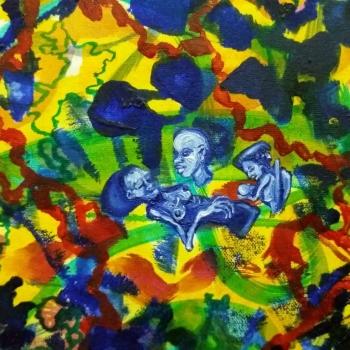 Africa canvas 4