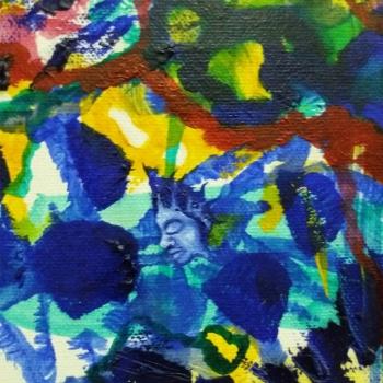Africa canvas 6