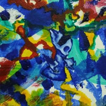 Africa canvas 7
