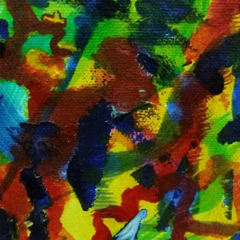 Africa canvas 8
