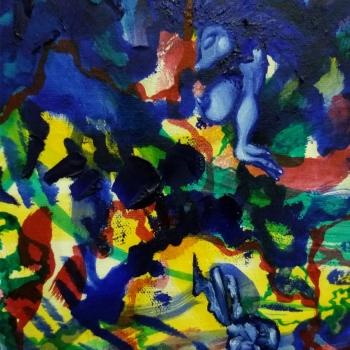 Africa canvas 9