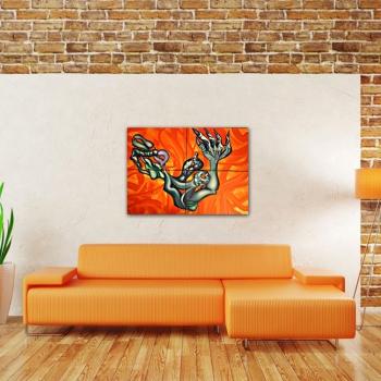 Сара 2 на зиду, Sarah 2 on the wall